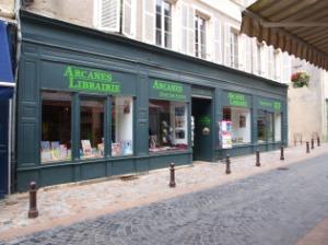 Librairie Arcanes Châteauroux